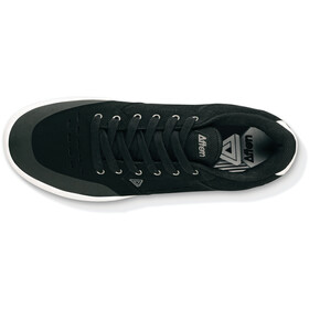 Afton Shoes Keegan Schoenen Vlakke Pedalen Heren, black/grey